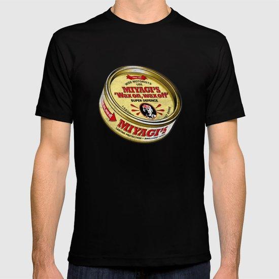 Miyagi's Super Wax T-shirt