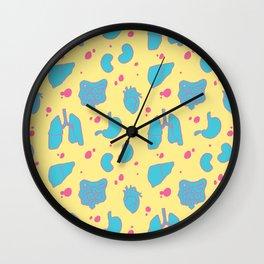 Organ Donor Wall Clock