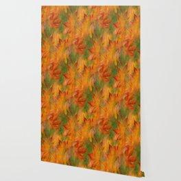 Falling Leaves - Autumn Wallpaper