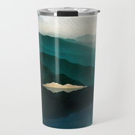 Waters Edge Reflection Travel Mug