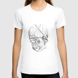 Line Skull T-shirt