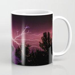 Sunset Lightening Storm (Color) Coffee Mug