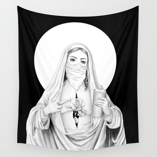 Santa Provocadora by yaninruibal