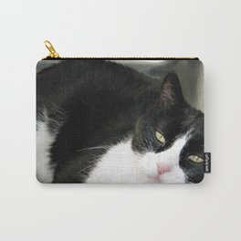 Cat in the sink Carry-All Pouch