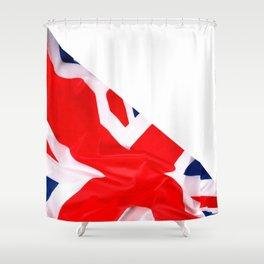 Im British Shower Curtain