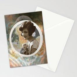 Flower Nebula  Stationery Cards