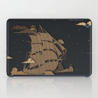 sail iPad Cases featuring sail by Chelsea Gass