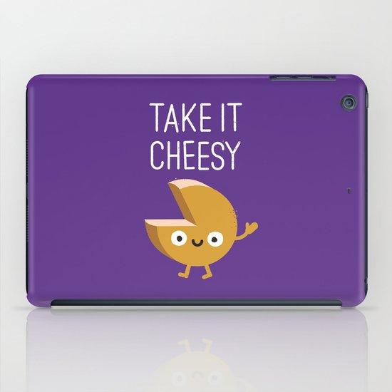 Gouda Bye iPad Case