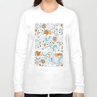 neon genesis evangelion Long Sleeve T-shirts featuring GENESIS by Pepper / Shop