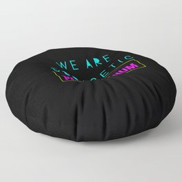Copacetic Pandemonium Floor Pillow