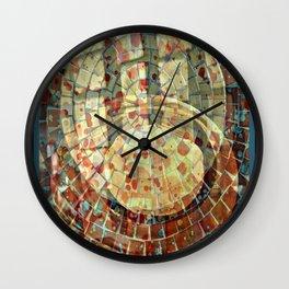 Mayan series 11 Wall Clock