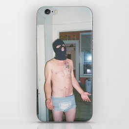 Scumbag Depends SF iPhone Skin