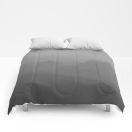 Mountainscape Comforters
