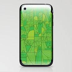 airport iPhone & iPod Skin