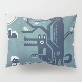 Midnight Menace Pillow Sham