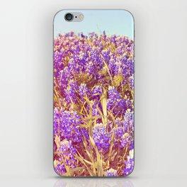 Bluebonnets! iPhone Skin