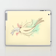The big fish eat the small ones Laptop & iPad Skin