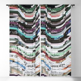 Shades of Travel Mountain Nature Blackout Curtain