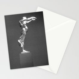 The future of women Stationery Cards