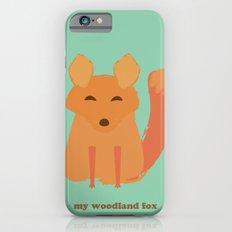 My woodland fox iPhone 6s Slim Case