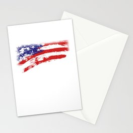 Impeach Donald Trump He Is Not My President Stationery Cards
