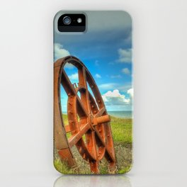 Nant Gwrtheyrn iPhone Case