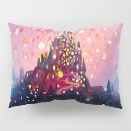 I see the lights Pillow Sham