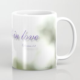 Walk In Love Coffee Mug
