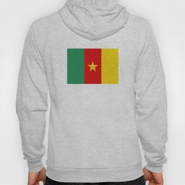 Cameroon country flag Hoody