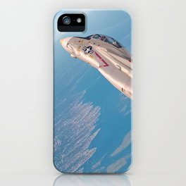 High Above Long Island iPhone Case