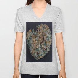Jenny's Kush Medicinal Marijuana Unisex V-Neck