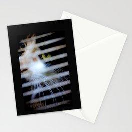Nostalgie féline Stationery Cards