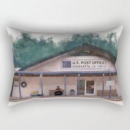 Coushatta Post Office - Better Call Saul Rectangular Pillow