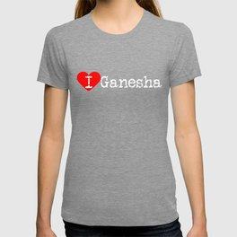I Heart Ganesha | Love Ganesha T-shirt