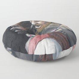 Honest Iago Floor Pillow