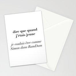 RamDam Stationery Cards