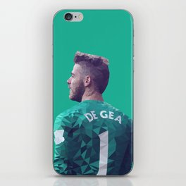 David De Gea - Manchester United iPhone Skin