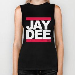 JAY DEE aka JDILLA (RUNDMC tribute) Biker Tank