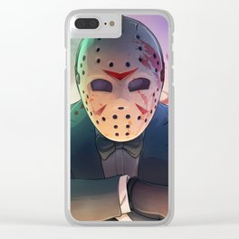 Sexiest Killer Alive Clear iPhone Case