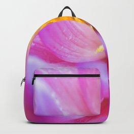 Emerging Beauty Dahlia Backpack