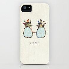 No Worries Slim Case iPhone (5, 5s)