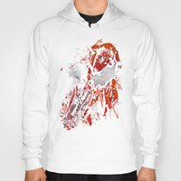 carnage Hoodies featuring Carnage - Spider-man by SEANLAR94