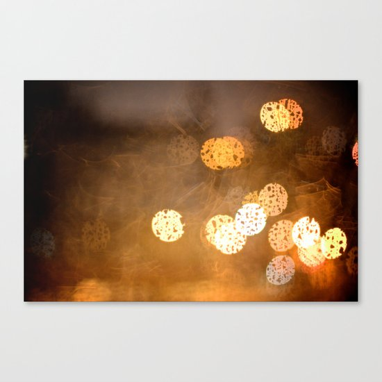 Lost In The Periphery Canvas Print
