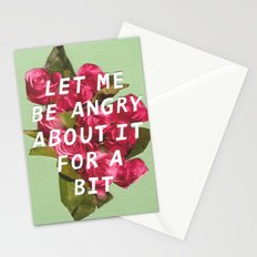angry Stationery Cards