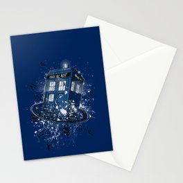 Breaking the Time Stationery Cards