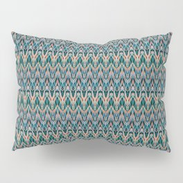 Abstract pattern . Janet Pillow Sham
