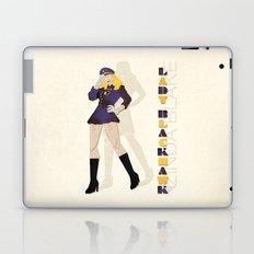 Lady Blackhawk Laptop & iPad Skin