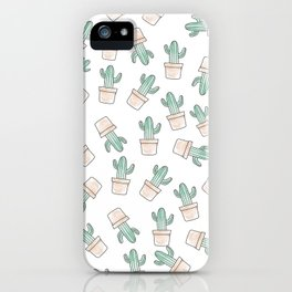Cactus #1 iPhone Case