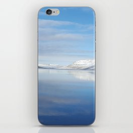 Iceland reflections iPhone Skin