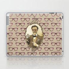 Monsieur Skull Laptop & iPad Skin